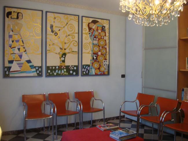 Studio Dott.ssa Bezzi - L'albero della Vita (Klimt)