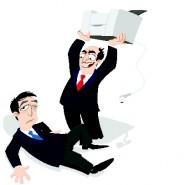 Conflitti lavorativi in ambiente di lavoro