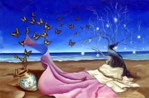 immagine onirica del trattamento in psicoterapia dei sogni e degli incubi